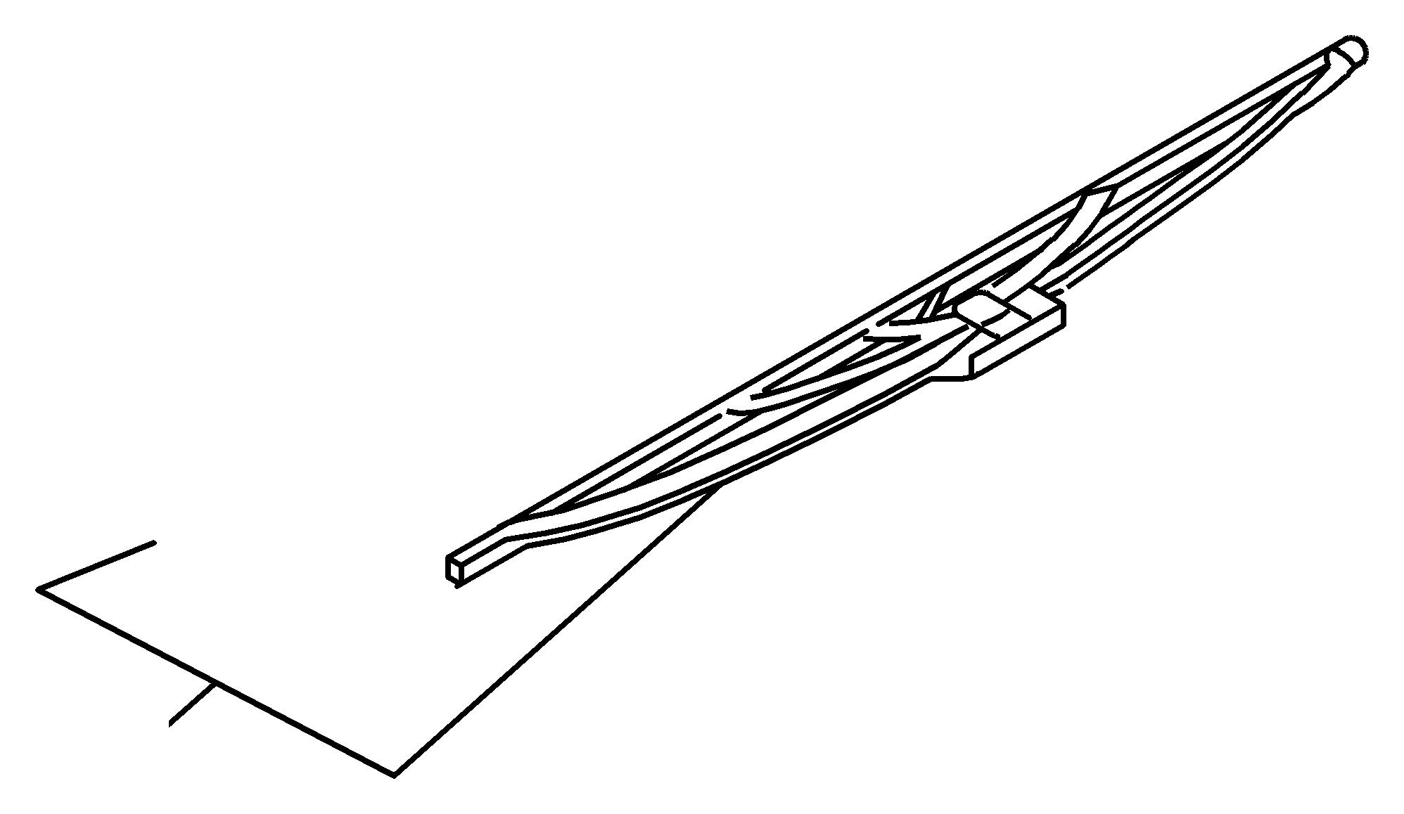 2-94029-001-0 - windshield wiper blade  fleet value  prod  chas  cab